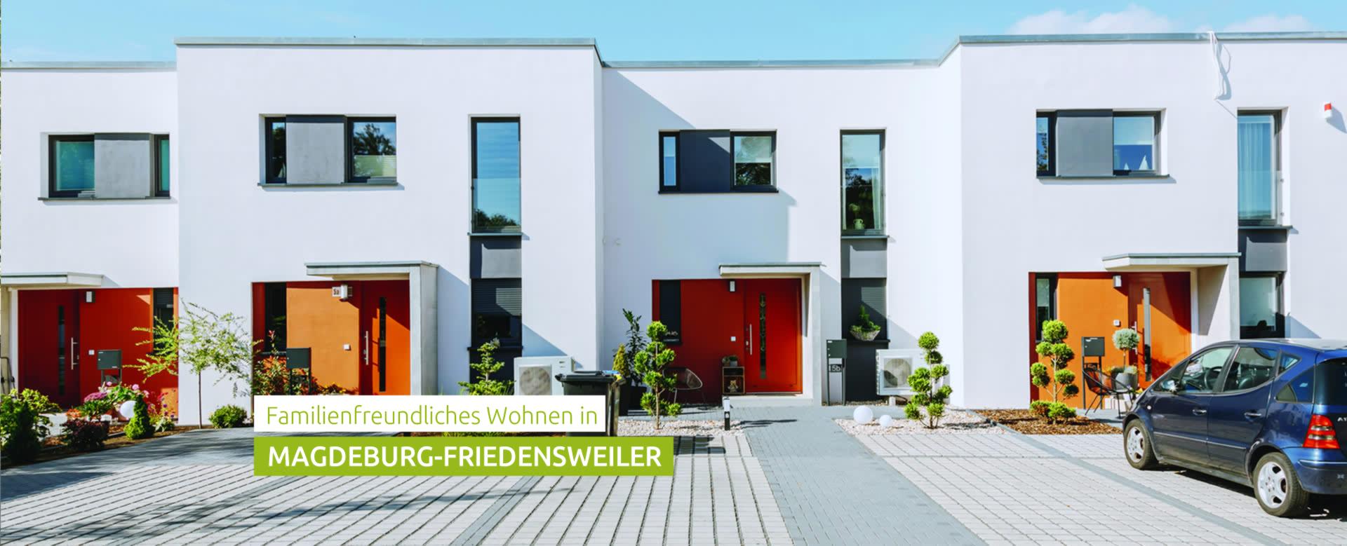 Stadtinsel Friedensweiler – Familienfreundliches Wohnen in